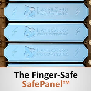 Finger Safe Panel Board