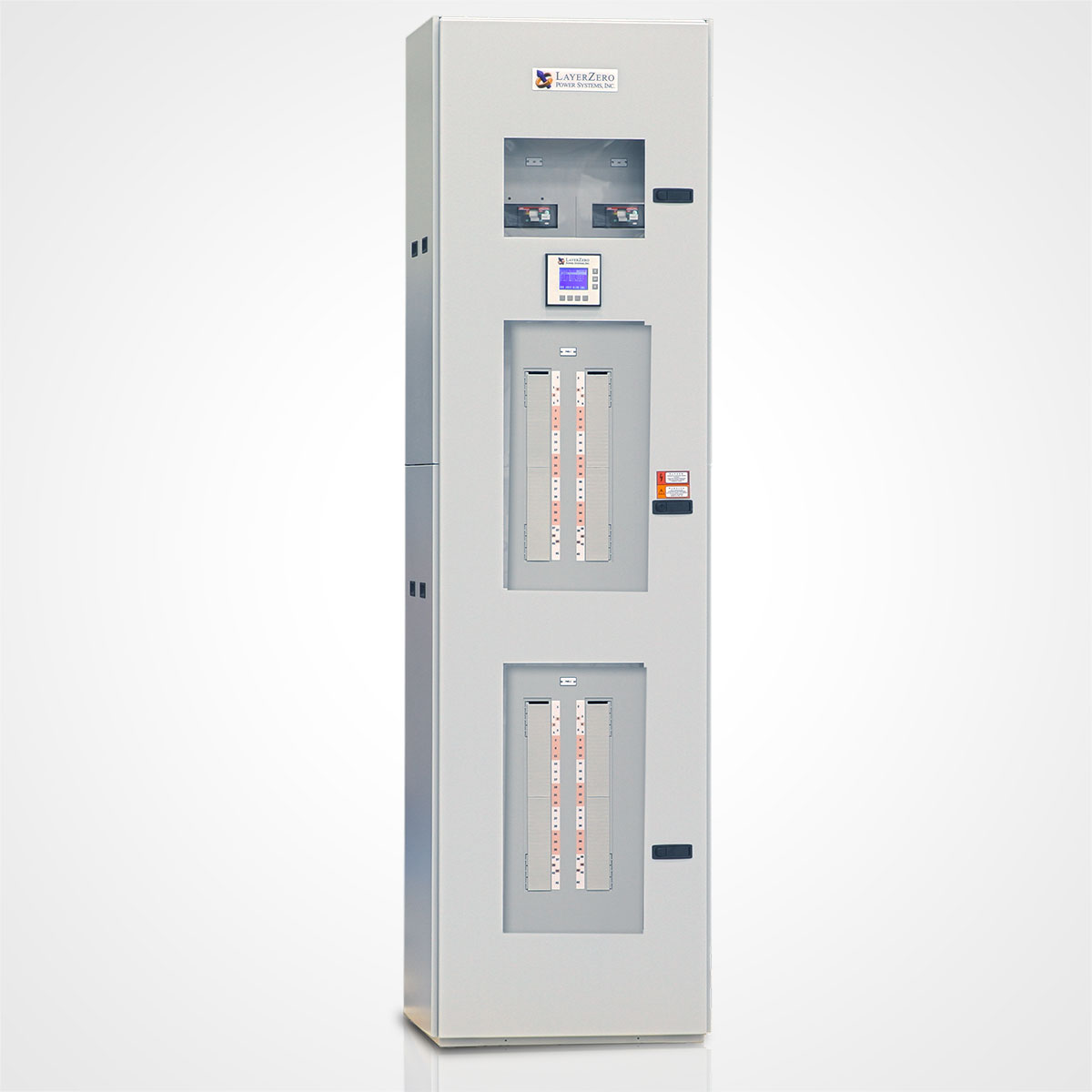 The LayerZero Series 70: eRPP Remote Power Panel with Monitoring.