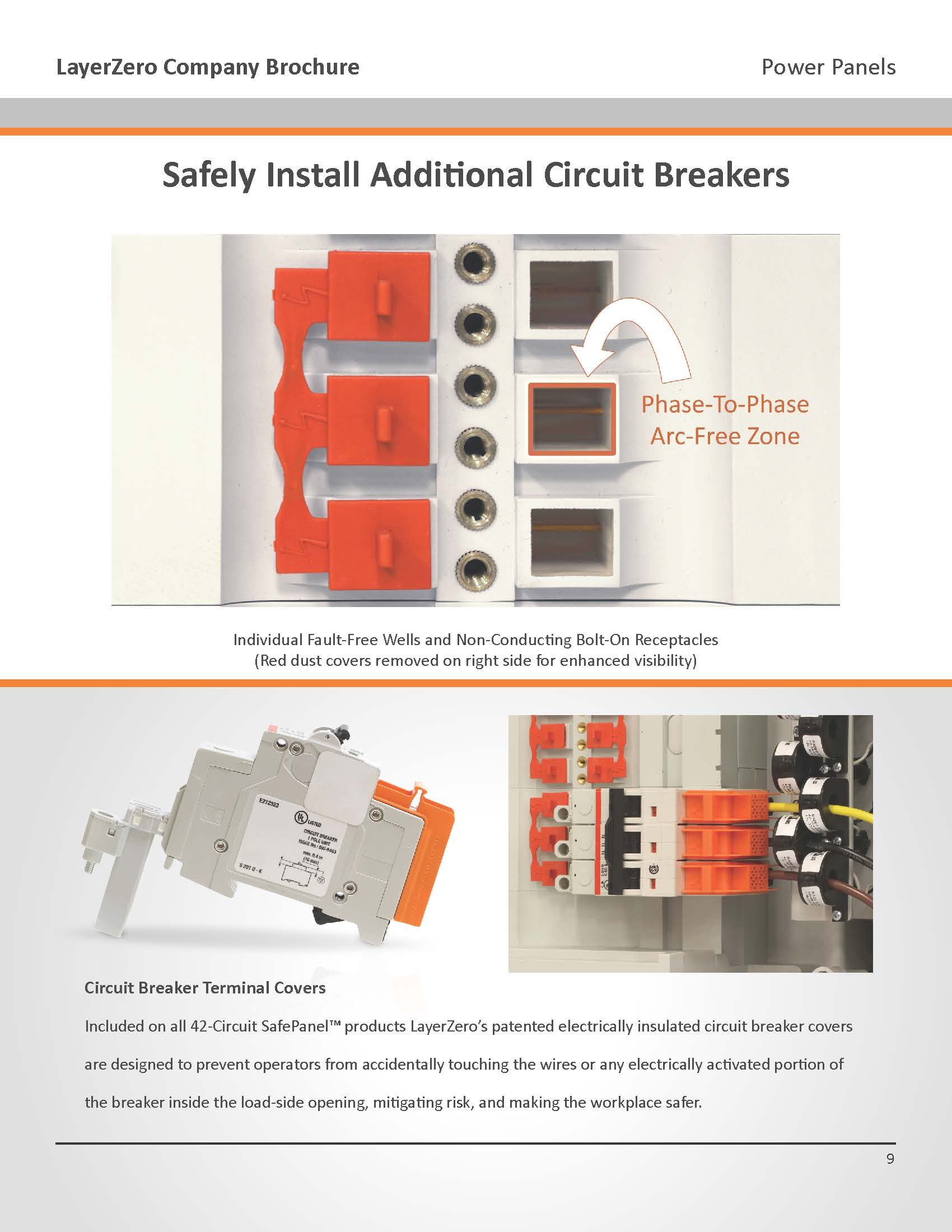 Download The Layerzero Power Systems Brochure Circuit Breaker Panel Wiring Diagram In Addition Box Preview 100