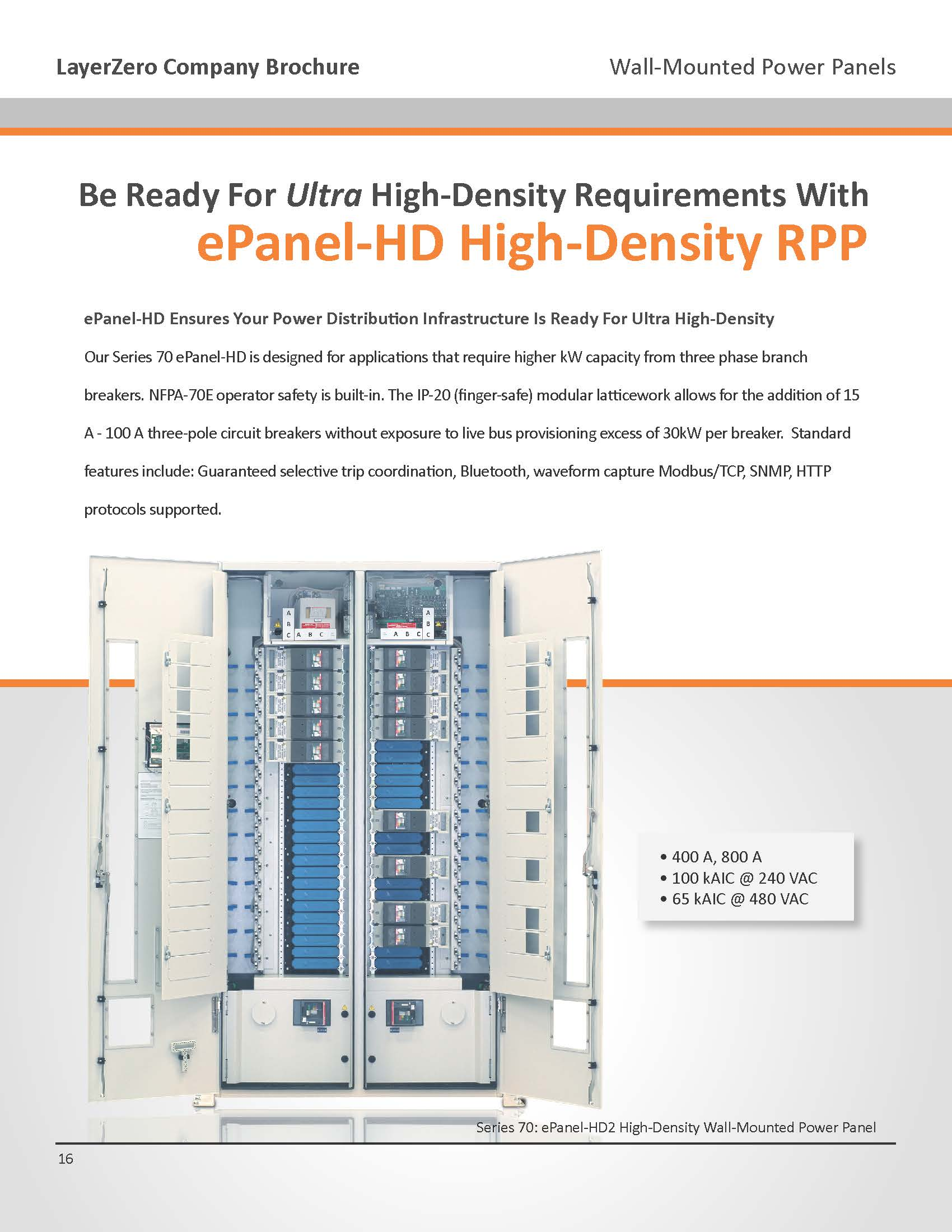 Download The Layerzero Power Systems Brochure Snmp Wiring Diagram Product Brochures