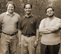 The LayerZero Team in 2001