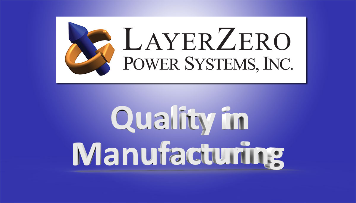 Quality in Manufacturing