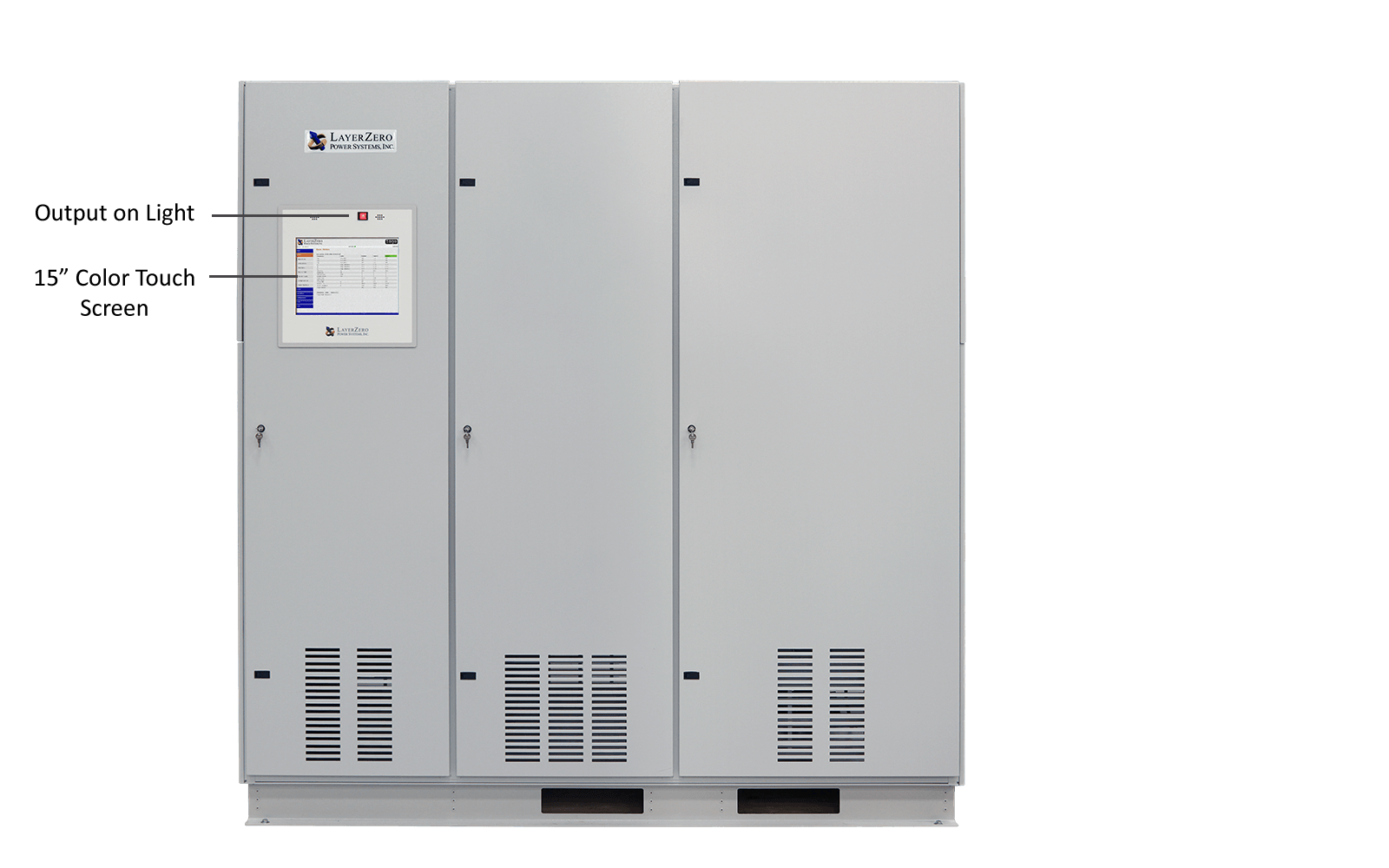 eSTS 4-Pole Static Transfer Switch