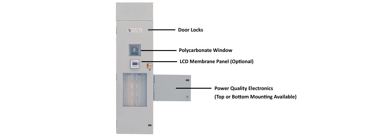 ePanel-1 Power Panel Door Closed