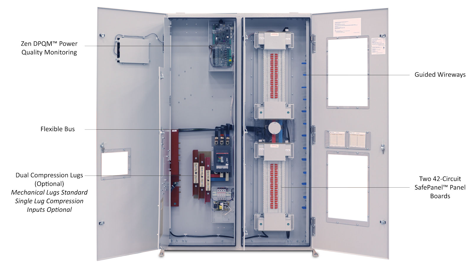 ePanel-2 Remote Power Panel Interior