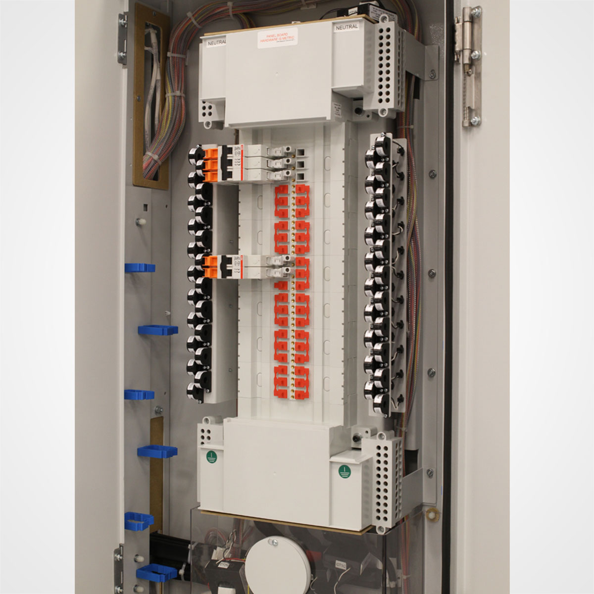 The LayerZero Series 70: ePanel-2 Finger Safe SafePanel Panel Board.