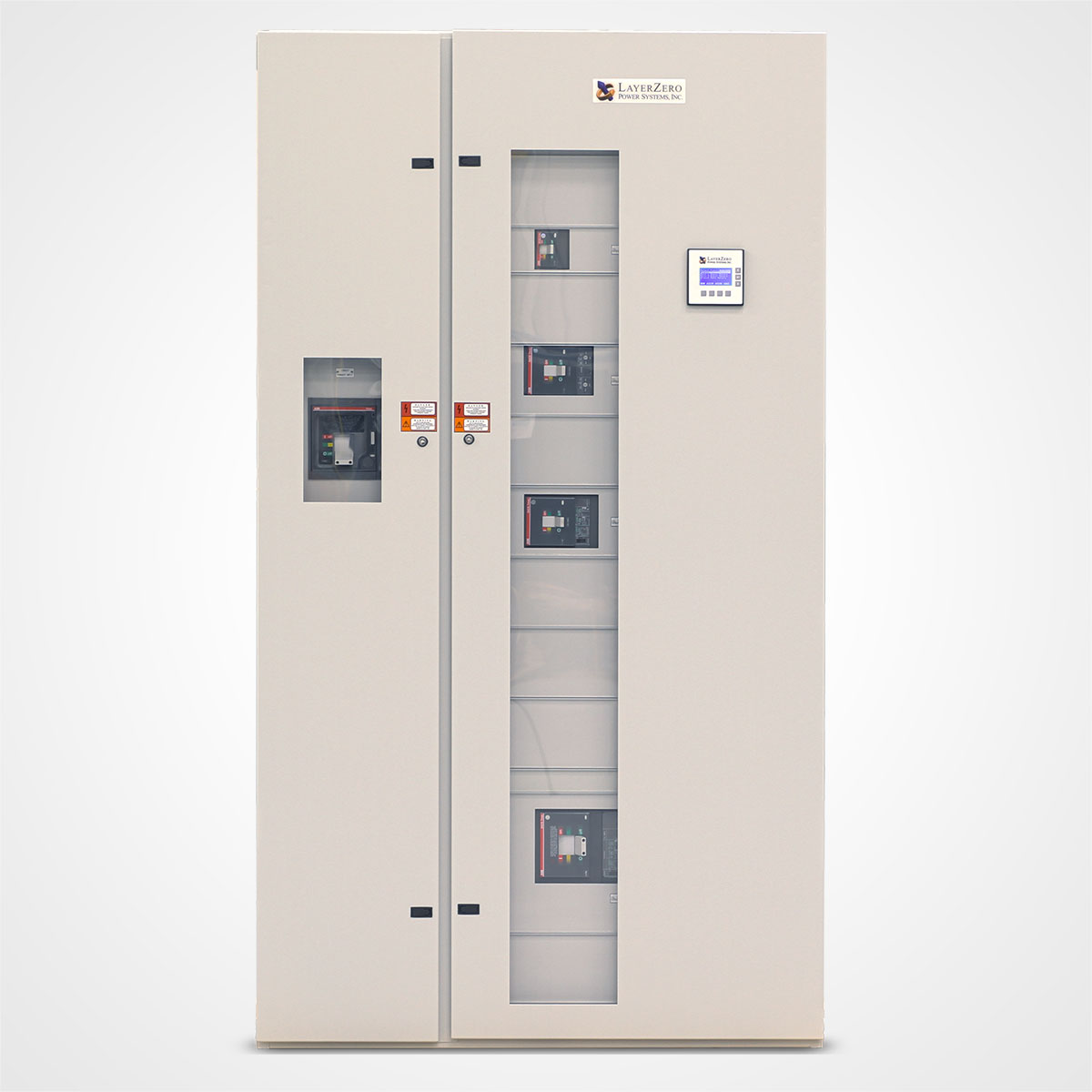 The LayerZero Series 70: eRDP Remote Distribution Panel.