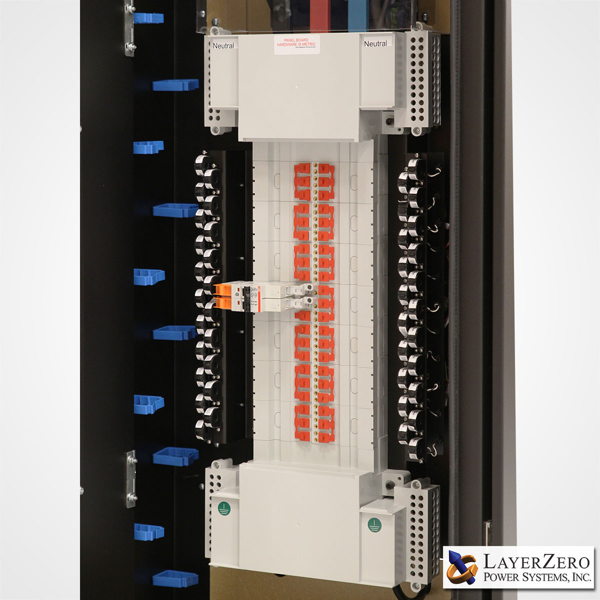 LayerZero Series 70: eRPP-FS SafePanel with Orange Shroud.