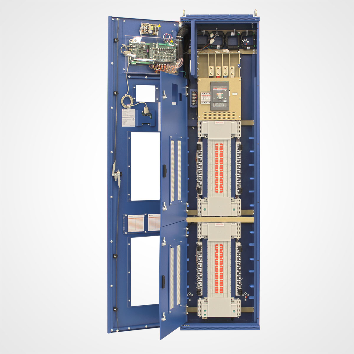 Two LayerZero Series 70: eRPP-FS Doors Open.