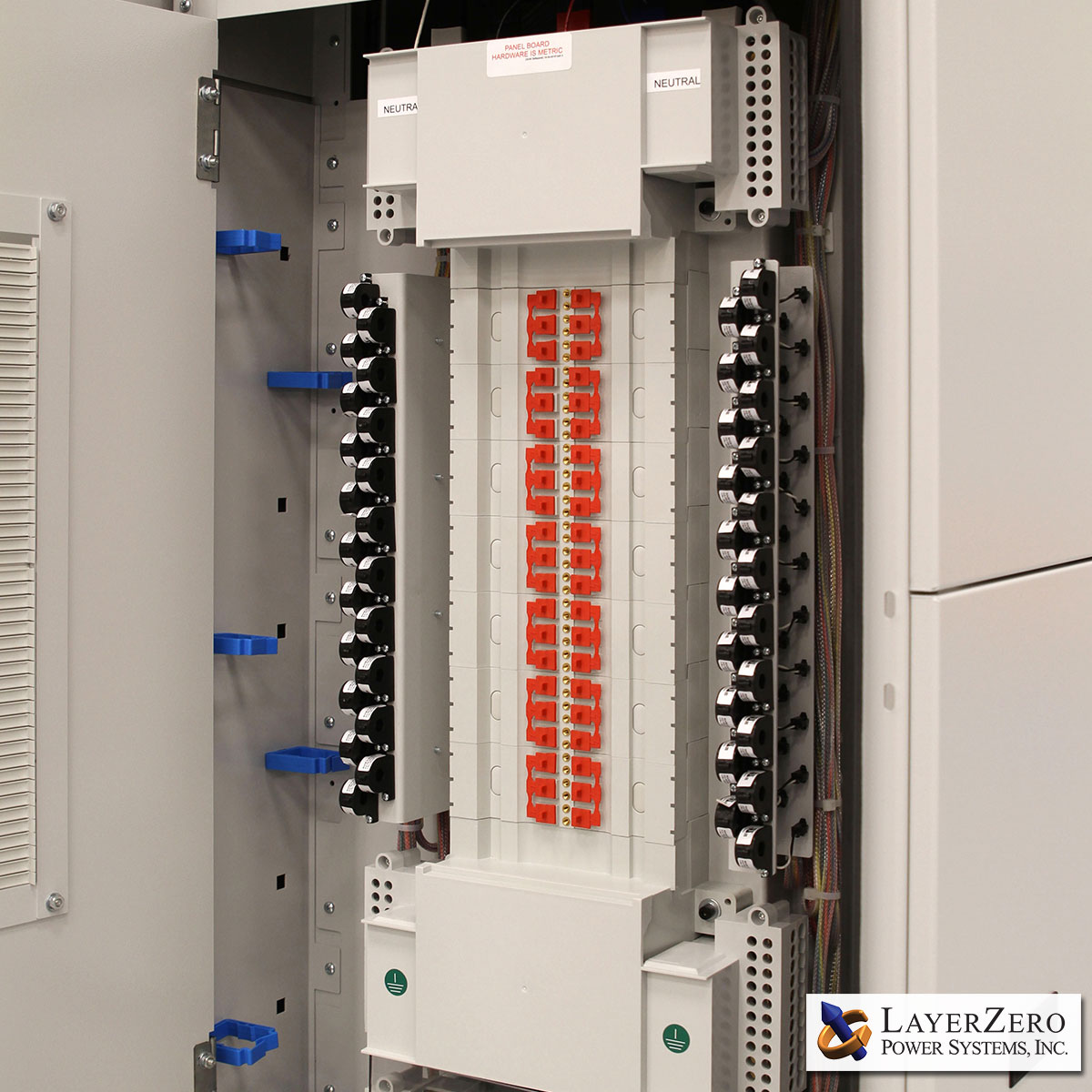 The LayerZero Series 70: eRPP SafePanel Finger Safe Panel Board.