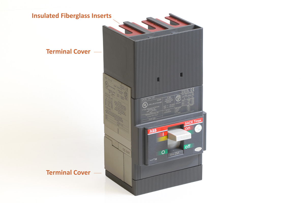 Circuit Breaker Terminal Cover